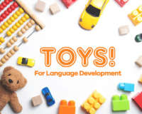 Toys To Improve Language Development